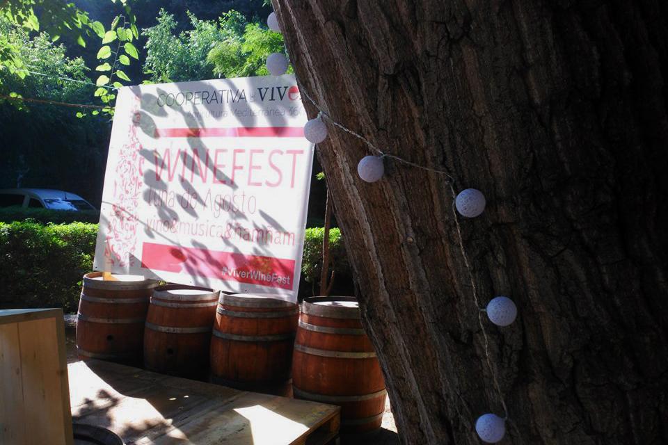 Winefest Luna de Agosto
