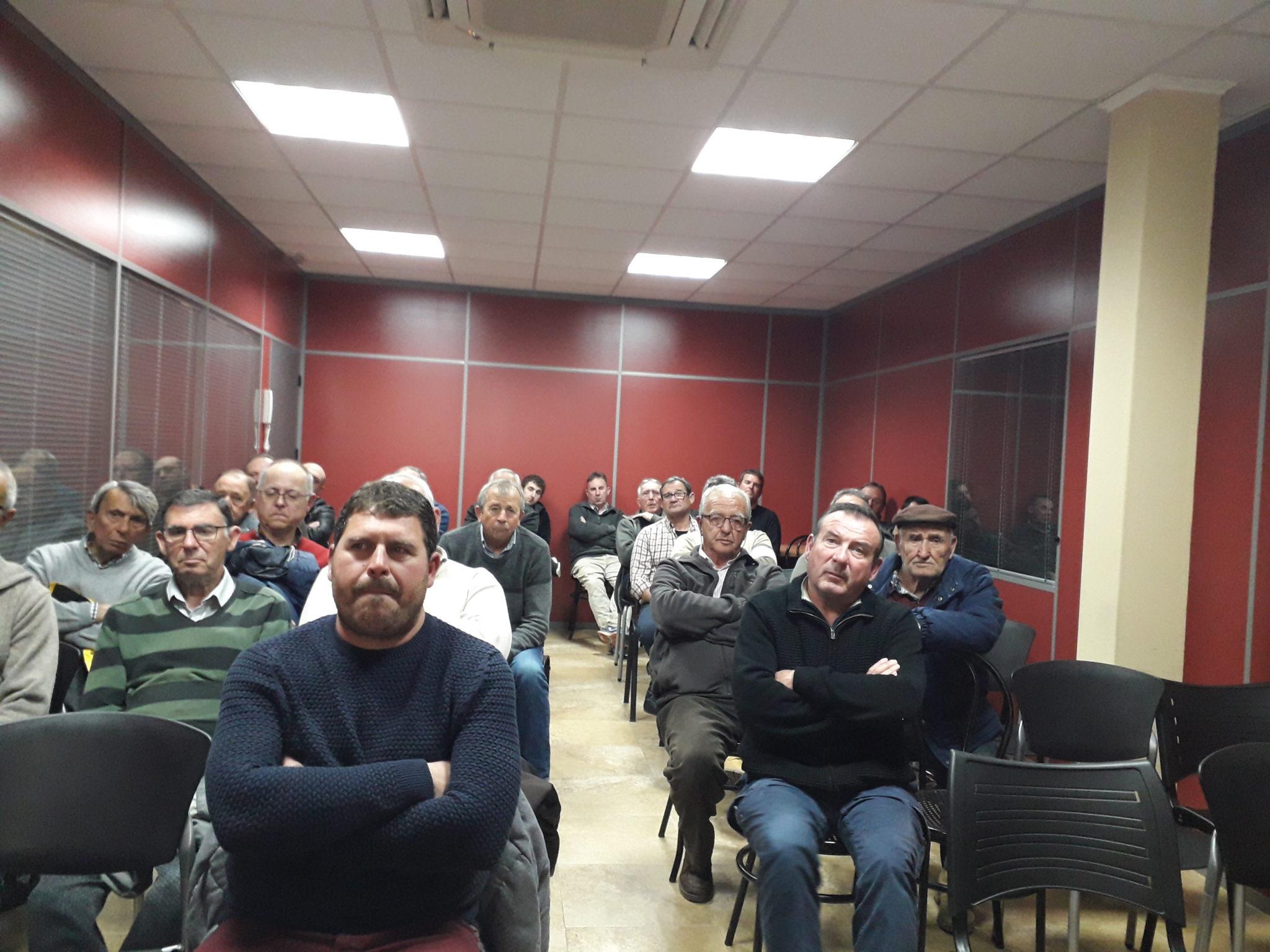 FINALIZA LA PRIMERA FASE DE LAS ASAMBLEAS INFORMATIVAS DE CAMPAÑA